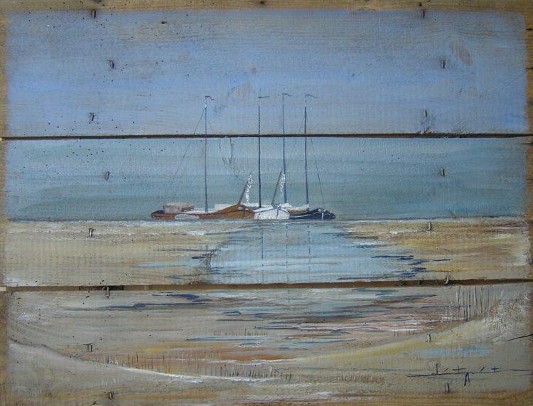 Acryl, 50x60 cm, verkocht